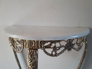 Mesa y Espejo