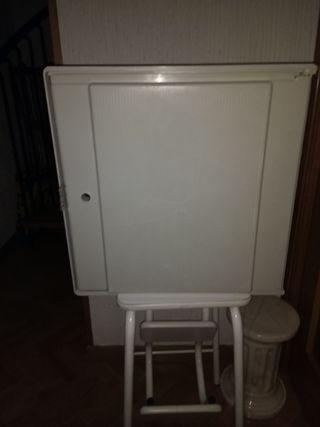Pinazo armario contador agua
