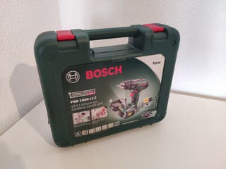 Taladro Percutor Bosch PSB 1800 LI-2