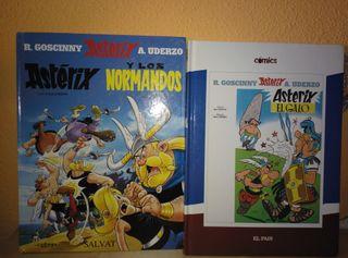 Cómics de Astérix y Obélix