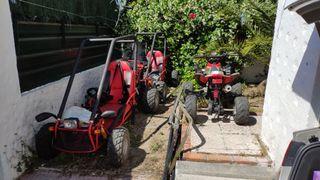 Buggies 125cc