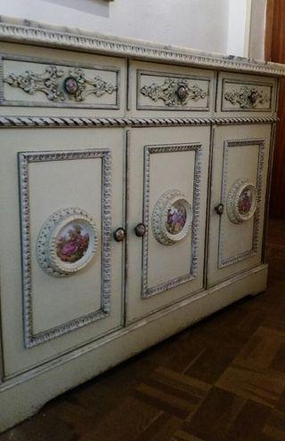 Mueble para salón-entrada