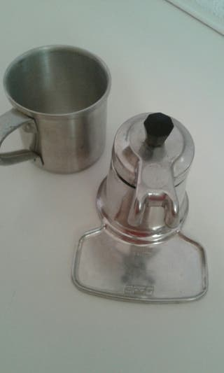 mini cafetera express GSI