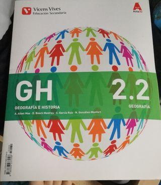 Libro GH 2°ESO