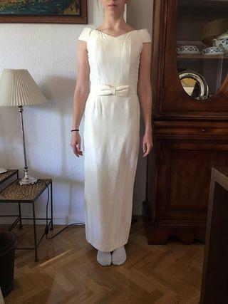 4ee250bcd Vestido de novia talla 38 de segunda mano en Las Rozas de Madrid en ...