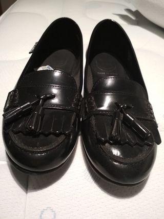 El Mano Zapatos Wallapop Inglés Tres Segunda Cantos De Corte En E2IHWD9