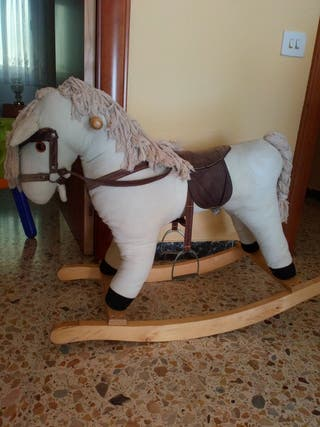 caballo infantil