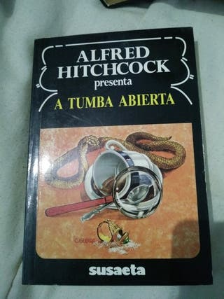 alfred hitchcock a tumba abierta y misterio