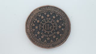 Moneda jornadas medievales Sigüenza
