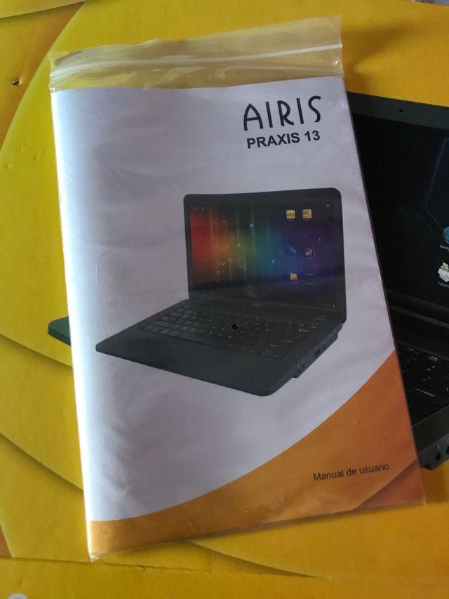 Ordenador portátil Airis PRAXIS 13