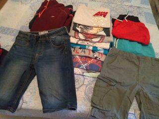 lote de ropa de niño