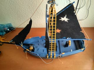 Playmobil 3860 Corsario negro