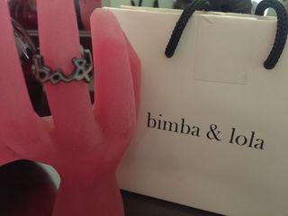 Anillo Bimba&Lola
