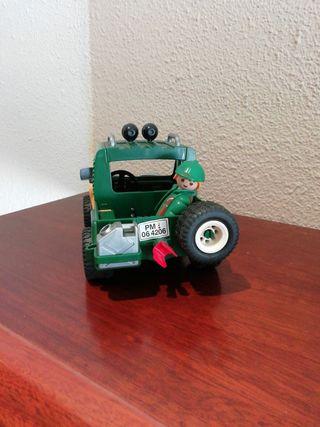 Playmobil jeep 4x4