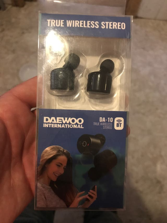 Auriculares Bluetooth daevoo