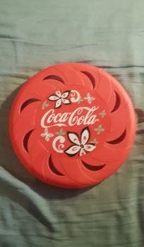 Frisby CocaCola