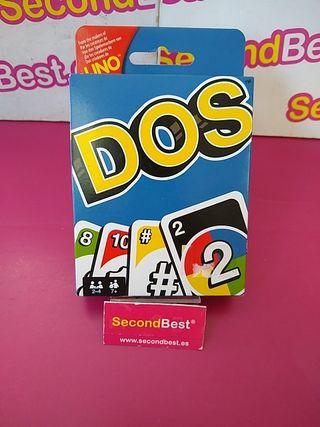 Juego de cartas Dos nuevo