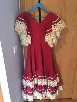 Vestido flamenco/ sevillanas