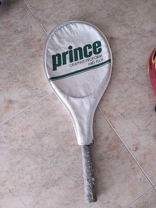 Raquetas de Padel y Tenis a buen precio sin usar