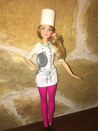Barbie Cocinera