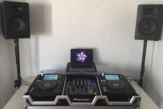 Pioneer djm 750