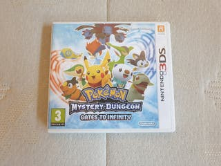 Pokemon Mundo Misterioso 3DS