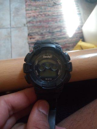 reloj sin pila
