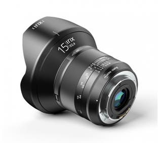 Irix Lens 15mm f/2.4 Blackstone for Canon