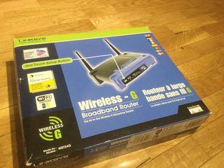 Punto de Acceso router CISCO WIFI
