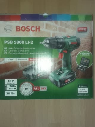 taladro Bosch PSB 1800 LI-2