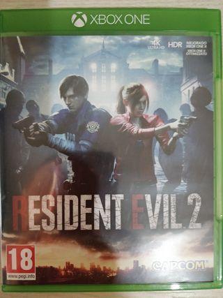 Resident Evil 2 Remake-Xbox One