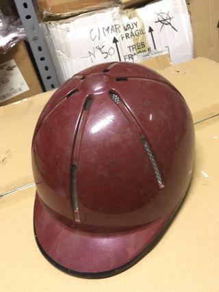 2 cascos hípica talla unica