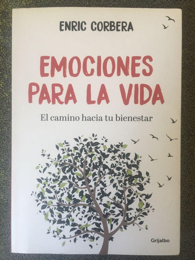 Libro emociones para la vida, de Enric Corbera