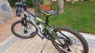 """Bicicleta niño lapierre pro 20"""" como nueva"""