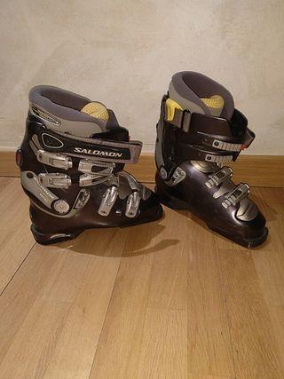 Botas Salomón de Esquí