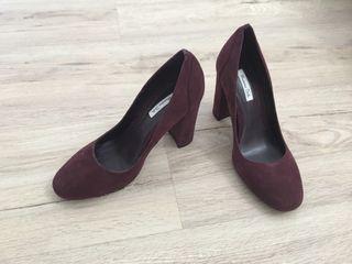 Zapato Massimo Dutti talla 36