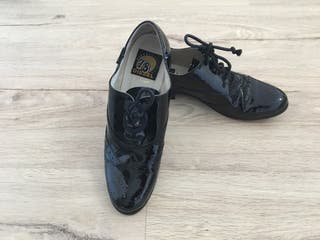 Zapato charol Diésel talla 36