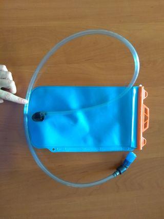 Depósito liquidos mochila