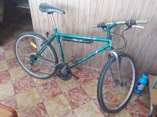 bicicleta monty travel