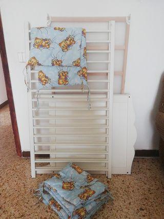 Cuna Ikea sin colchón