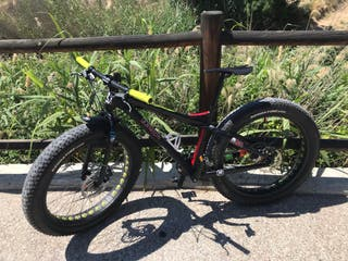 Espectacular Fat bike