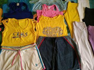 Lote de ropa talla S