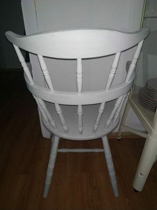 silla de castaño REBAJADA