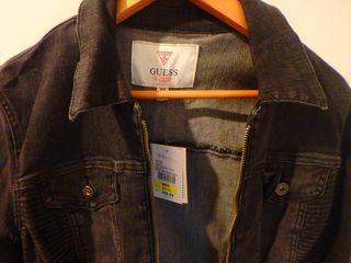 Cazadora- chaqueta tejana Guess