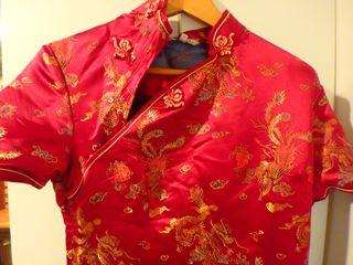 Vestido chino