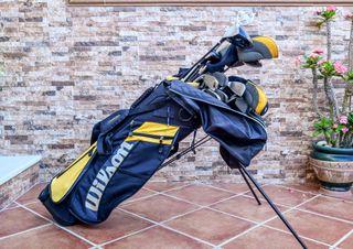 Juego de palos de golf infantil
