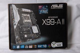 Placa Base Asus X99-A II
