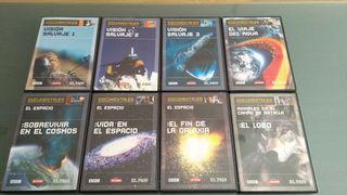 Colección Documentales DVD