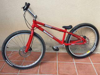 Bici trial Megamo 26 Equip Pro