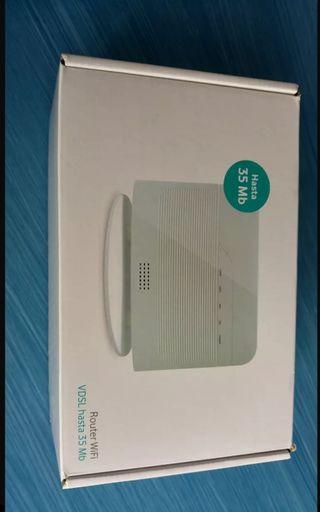 Router WiFi VDSL